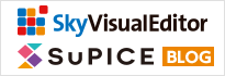 SkyVisualEditor & SuPICE Blog