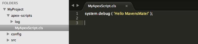 MavensMate_ApexScript
