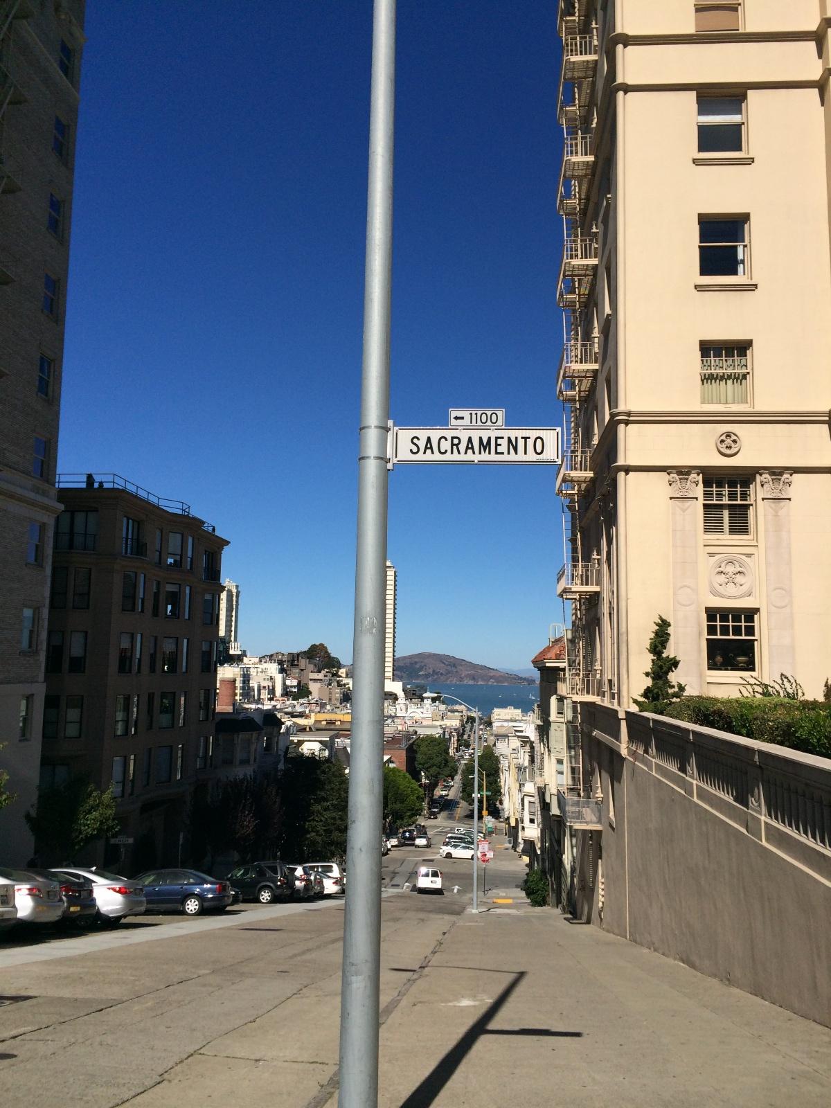 サンフランシスコ風景