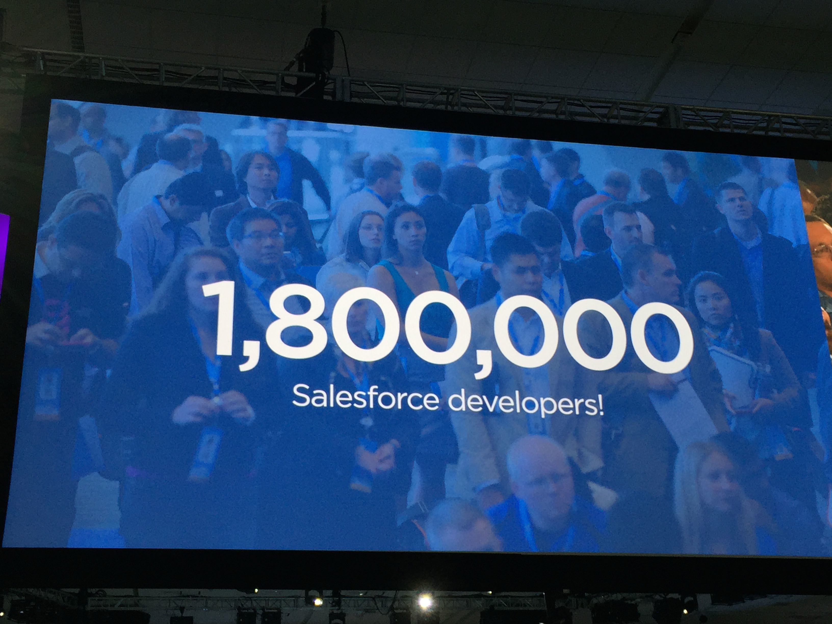 SalesforceDevelopers