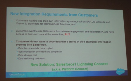 New Integration Requirements